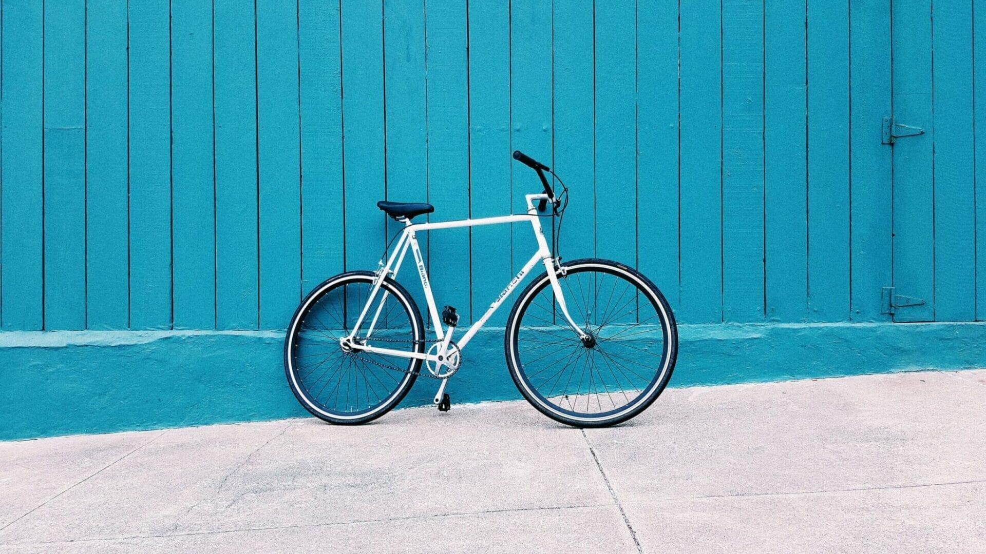 invloed op fiets